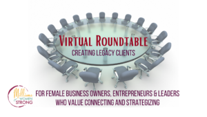 Virtual Roundtable, Connecting and More... @ Online